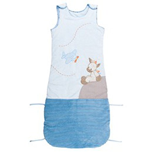 Nattou Schlafsack 110cm, blau