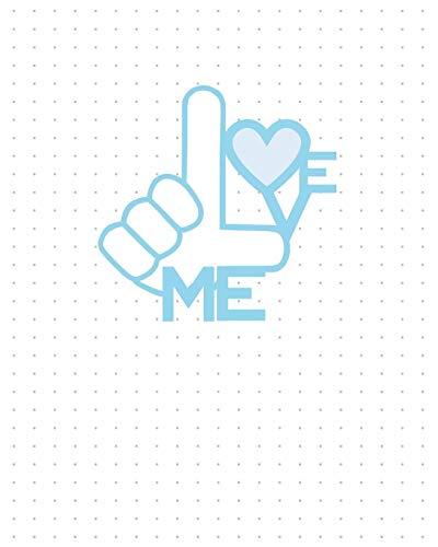 Skip Beat Love Me Diario Taccuino: griglia a punti - un Skip Beat Lovers Quaderno e ben progettato per il vostro piacere di tutti i giorni - fare BuJo o scrapbooks, sketchbooks o scrivere in esso