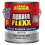 Leak Stopper Gardner-Gibson 5578-1-20 1-Gallon White Flexx liquid rubber coating