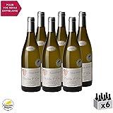 Chablis 1er Cru Vaucoupin Blanc 2017 - Domaine Louis Robin - Vin AOC Blanc de Bourgogne - Cépage Chardonnay - Lot de 6x75cl - Médaille d'Argent 2019 Concours Agricole de Paris