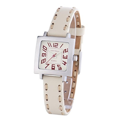 TOKYObay Tramette Watch In Ivory in Color: