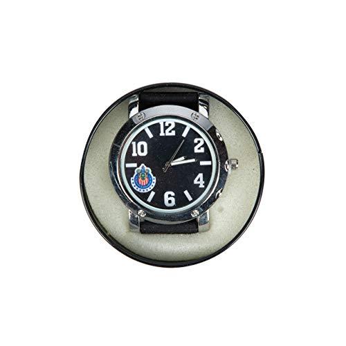 Chivas Reloj 6303 Aro Cromado, unitalla