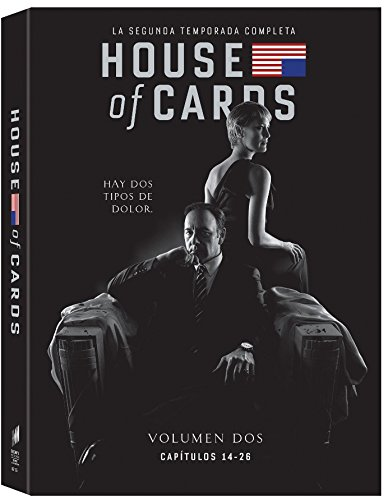 House Of Cards - T2 [DVD]