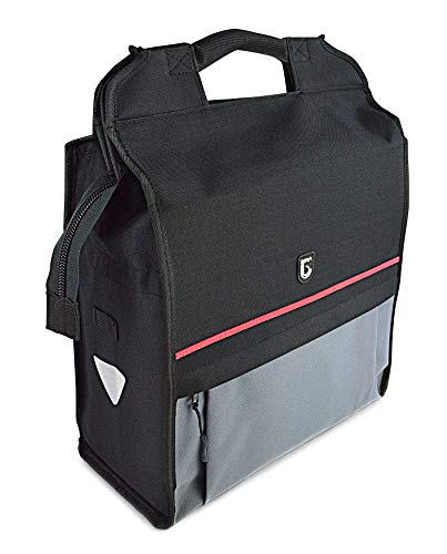Biria Pannier Shopping Hard case Bag Class Great for Laptop Computer for Bicycle Pannier