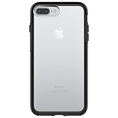 OtterBox SYMMETRY CLEAR SERIES Case for iPhone 8 Plus & iPhone 7 Plus (ONLY) - EASY BREEZY (CLEAR/EASY BREEZY)