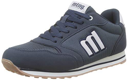 MTNG Attitude 69432 - Zapatillas para Mujer, Azul (Raspe Marino/Yoda Gris C45050), 38 EU