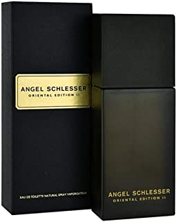 Angel Schlesser Oriental Edition II by Angel Schlesser for Women - Eau de Toilette, 50ml