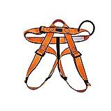Z-Color Arnés Multiuso, protección contra caídas Cintura de Cintura Cinturón de Seguridad Cinturón de Seguridad de montaña al Aire Libre Escalada para montañismo para montañismo Escalada Alpina