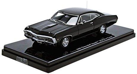 Truescale Miniatures - Tsm144323 - Véhicule Miniature - Modèle À L'échelle - Chevrolet Impala SS Coupé - 1967 - Echelle 1/43