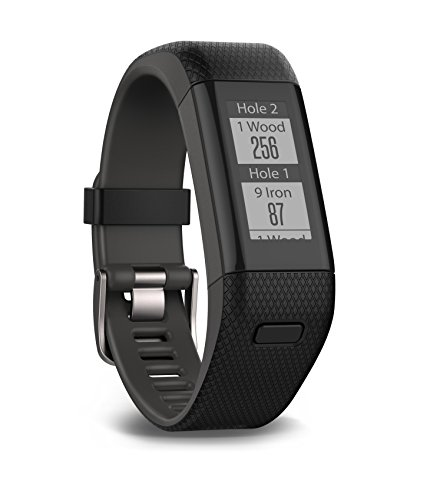 Garmin Approach X40, GPS Golf Band and Activity Tracker with Heart Rate...