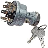 JEENDA Ignition Switch with 2 Keys RE45963...