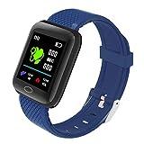PLDDY Reloj Inteligente,Smartwatch Impermeable IP67 para Hombre Mujer niños, Pulseras de Actividad...
