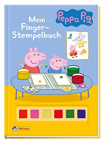 Peppa: Mein Finger-Stempelbuch (Peppa Pig)