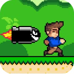 - Fun and addictive platform game with 8-pixel and 16-bit 2D graphics (classic retro style). - Music and sound effects in the retro style of 8 bits. - System of better score and better time in Leaderboard.