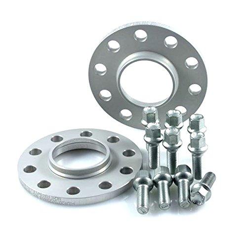 Preisvergleich Produktbild TuningHeads / Eibach 420141.DK.S90-2-20-017.FORTWO-451 Spurverbreiterung,  40 mm / Achse + Radschrauben,  40 mm / Achse