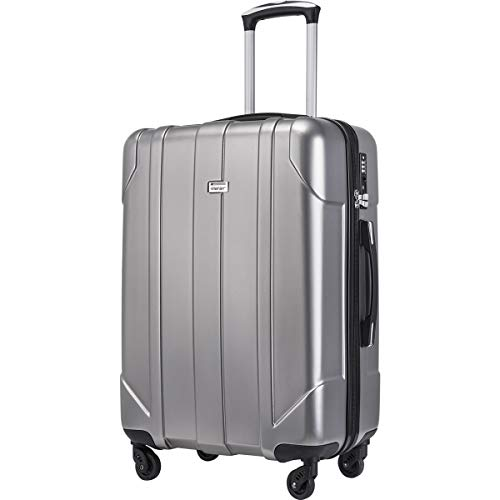 Merax Hardside Spinner Luggage with Built-in TSA Lock...