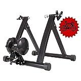 DX Supporto per Allenatore Magnetico - Allenatore per Bici Pieghevole Rulli per Bici Bicic...