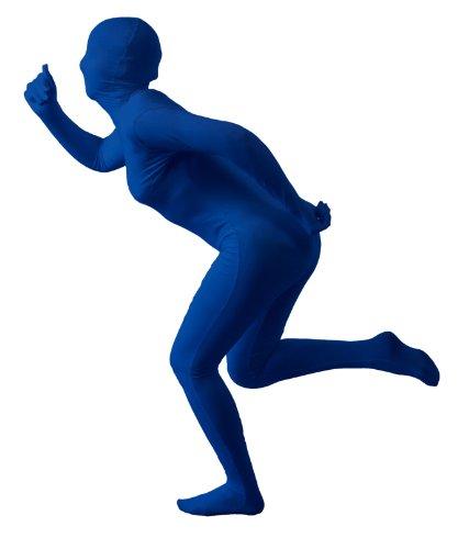 Party Pro- Combinaison Frottman, Unisex-Adult, 87323404, Bleu, Taille XL
