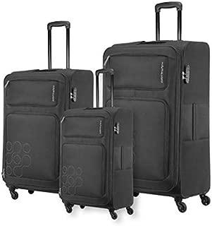 Kamiliant by American Tourister - Boho Softside Spinner Luggage set of 3pcs