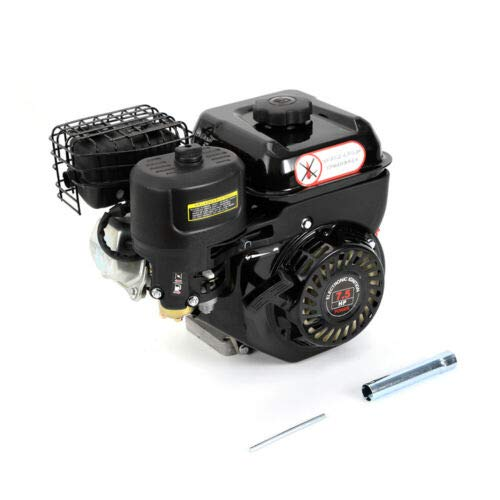 4 Takt Benzinmotor Kartmotor Standmotor Motor Industriemotor Elektrisch 7.5PS Benzin Kart Motor Mit Ölalarm Geringer Kraftstoffverbrauch 5100W 3600 U/Min