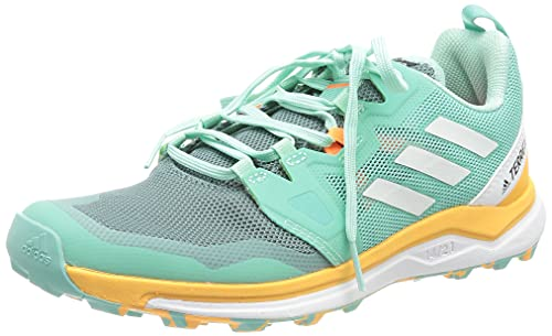 adidas Terrex Agravic W, Zapatillas de Trail Running Mujer, ESMBRU/Balcri/NARBRU, 36 EU