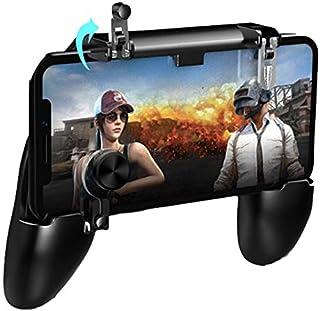 LAIYYI Mobile Controller, för Fortnite PUBG, mobil kontroll L1R1 spel Trigger joystick gamepad grepp fjärrkontroll för And...