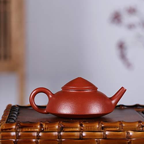 XueQing Pan Angelschnur rund Wengyi Xing Teekanne Erz Rogen Zhuni Hand Teemeistern (Color : Fish Seed, Size : Einheitsgröße)