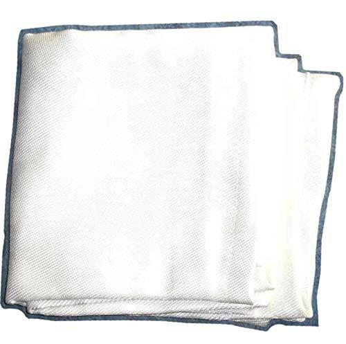 Schweißdecke Hitzeschutzdecke 200x200cm bis 1000°C kurzzeitig: bis 1250°C von MBS-FIRE®