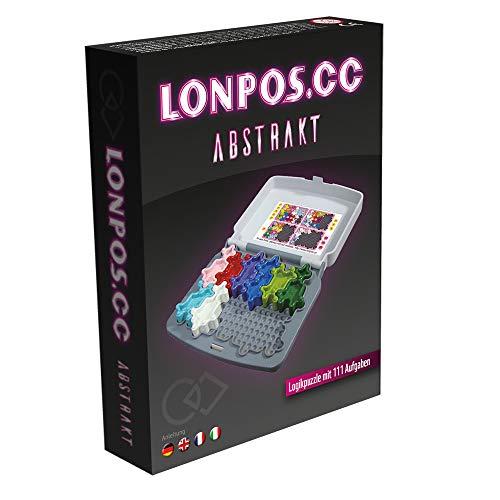 Lonpos 56118 Juego de lógica Abstract (Multicolor)
