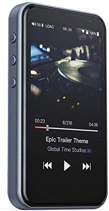 FiiO M6 Titanium Hi Res Lossless MP3 Music Player with HiFi Bluetooth aptX HD LDAC USB Audio product image
