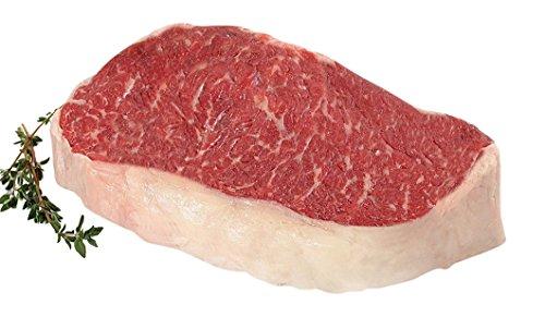 beef eye of round steaks New York Prime Beef - Boneless Ribeye - 4 x 20 Oz. - Steaks - THE BEST STEAK ON THE PLANET via Fed Ex overnight