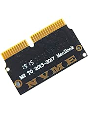 Macbook Air Pro (2013-2017)用 M.2 NVMe/AHCI SSD 変換アダプター