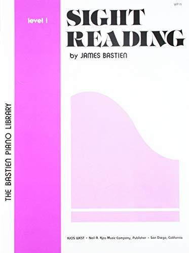 WP16 - Sight Reading - Level 1 - Bastien Piano Library download ebooks PDF Books