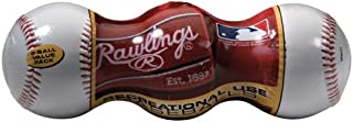 Rawlings OLB3SW3-24 Official League Practice Vinyl Baseball (Pack of 3)