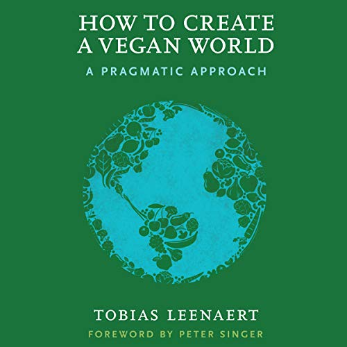 How to Create a Vegan World cover art
