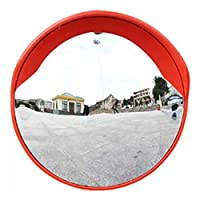 安全ミラー凸道路交通鏡、地下ガレージ狭い山岳地域交通鏡のための耐久性のある安全鏡