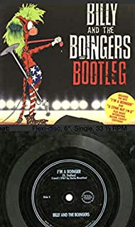 Billy & the Boingers Bootleg With Record