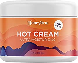 Premium Hot Cream Sweat Enhancer - Firming Body Lotion for Women and Men and Body Sculpting Cellulite Workout Cream - Invigorating and Moisturizing Body Lotion and Body Firming Cream with Natural Oils