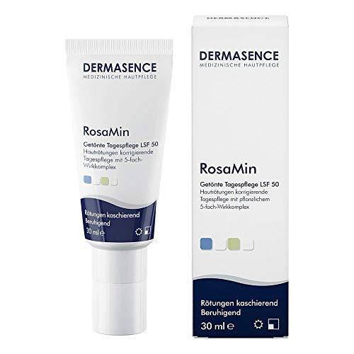 DERMASENCE RosaMin getönte Tagespflege LSF 50 Cr. 30 ml
