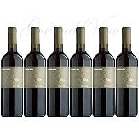 6 bottiglie segno ciro' rosso classico 2018 librandi