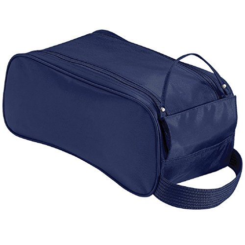 Quadra senior shoe bag in Marineblau