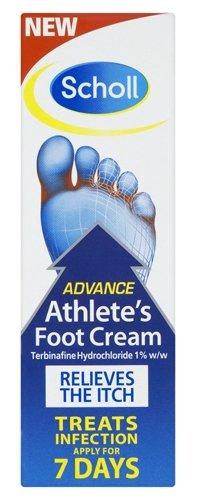 Scholl Advance Athletes Foot Cream 15 g