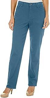 GLORIA VANDERBILT Women's Petite Amanda Classic Tapered Jean Jeans