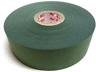 ミューズ 水貼りテープ 緑 38mm 35メーター巻