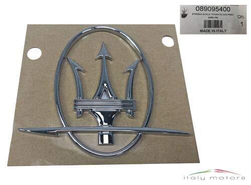 Maserati Original Emblem Dreizack Tridente links 89095400