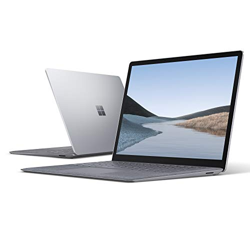 "Microsoft Surface Laptop 3, 13"", Core i5, RAM 8 GB, SSD 128 GB, Platinum"
