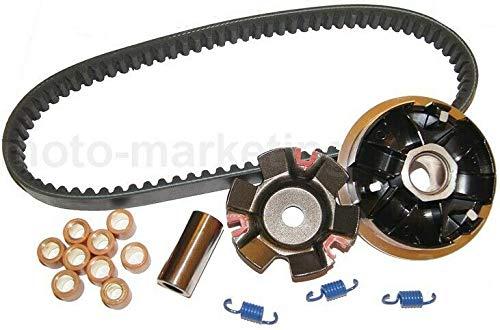 Unbranded. Tuning VARIOMATIK Set + KEILRIEMEN für REX RS 1000 RS 1100 RS 125 SC125 125