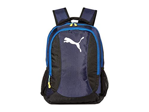 PUMA Herren Rucksack Equivalence Backpack, Marineblau-Mix (blau) - PV1816
