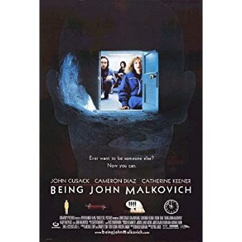 Being John Malkovich - Movie Poster (Size: 27 inches x 40 inches)