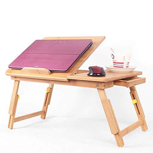 Home Beistelltische Einfache Studentenwohnheim Kleinen Schreibtisch Faltbare Faulen Kleinen Tisch Bett Computertisch Computer Klapptisch, BOSS LV, 64 cm